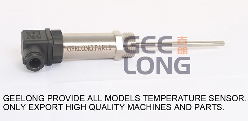 temperature sensor for plywood hot press machine