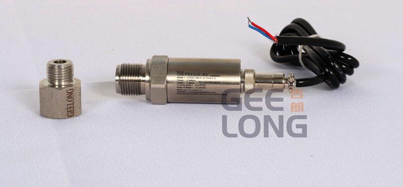 pressure sensor for plywood hydraulic press machine
