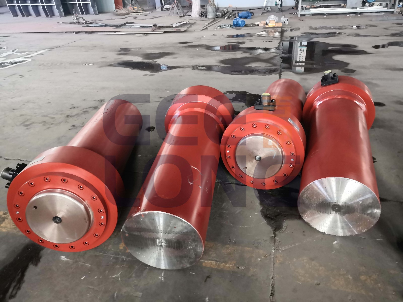 Hydraulic cylinder for plywood hot press machine and cold press machine.jpg