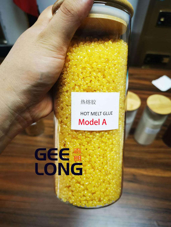 China Hot Melt Glue Granules For Veneer Composer Machine