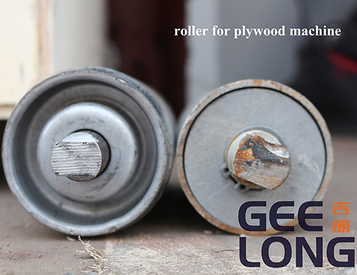 ground roller for plywood cold press machine