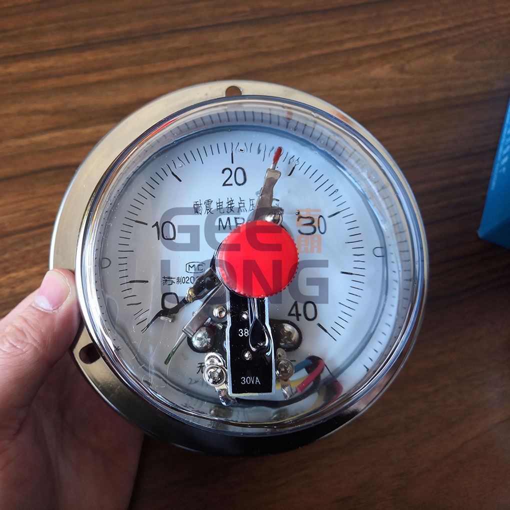 pressure gauge for plywood cold press machine, pressure gauge for plywood hot press machine