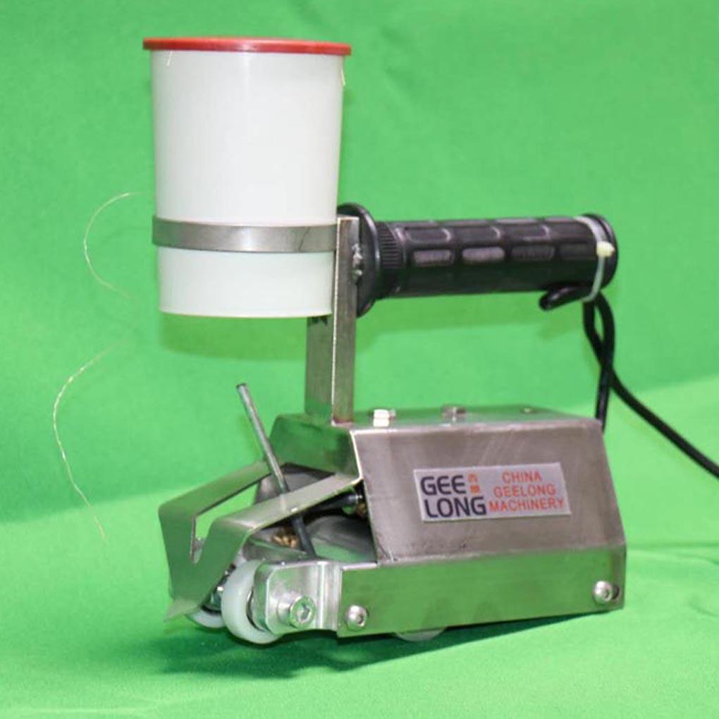 Manual veneer jointing machine